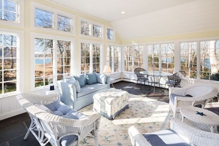 North Chatham Cape Cod vacation rental - Bright and Sunny Sun Room