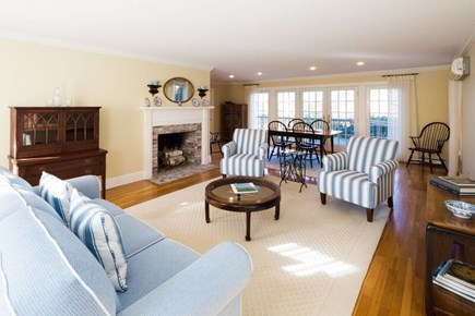 North Chatham Cape Cod vacation rental - Open Living Floor Plan