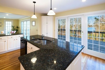 North Chatham Cape Cod vacation rental - Kitchen with a View