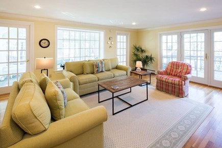 North Chatham Cape Cod vacation rental - Pretty and Cozy Living Space