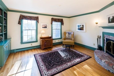 North Chatham Cape Cod vacation rental - Library