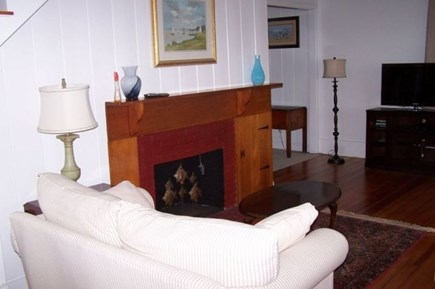 Harwich Port Cape Cod vacation rental - Cozy Living Room