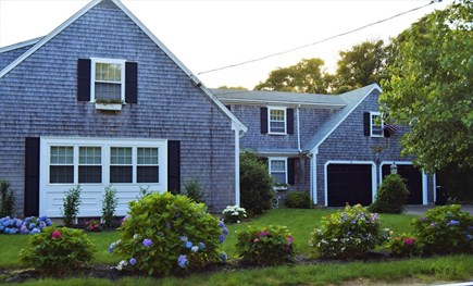 Harwich Port Cape Cod vacation rental - Front of House, Just a Few Houses From the Beach!