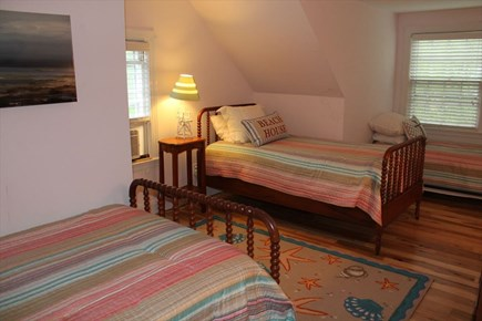 Harwich Port Cape Cod vacation rental - Bunk Room
