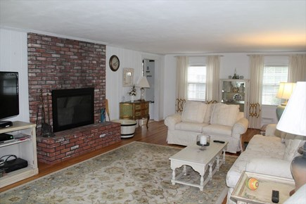 Harwich Port Cape Cod vacation rental - Large Living Area to Relax in the A/C
