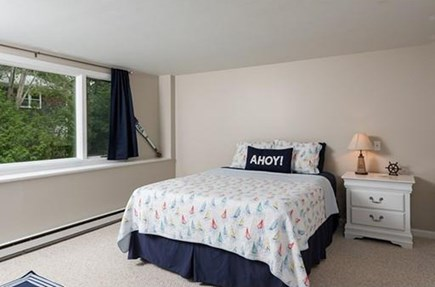 Falmouth Cape Cod vacation rental - Bedroom in basement