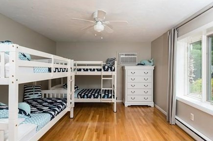 Falmouth Cape Cod vacation rental - Children's bunks