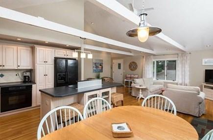 Falmouth Cape Cod vacation rental - Main living area