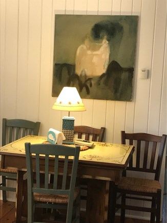 Wellfleet Cape Cod vacation rental - Time for dinner....