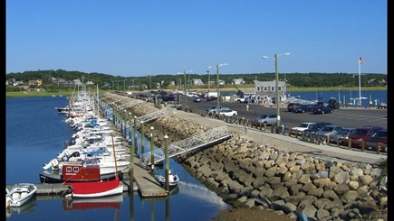 Wellfleet Cape Cod vacation rental - Wellfleet Harbor with boat rentals, fishing and charters.