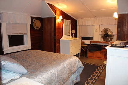 Brewster Cape Cod vacation rental - Upstairs ocean facing bedroom - Queen size bed