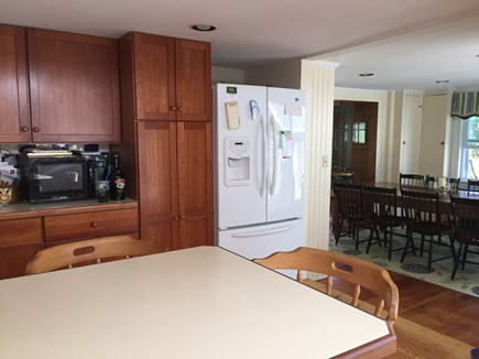 Brewster Cape Cod vacation rental - Kitchen with island seating