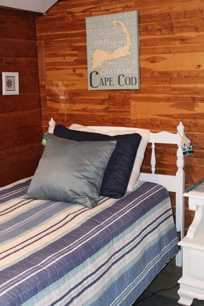Brewster Cape Cod vacation rental - Upstairs bedroom - 1 single bed