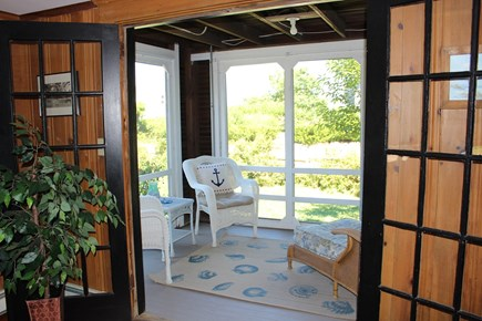 Brewster Cape Cod vacation rental - Screened in porch