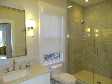 Provincetown,  East End Cape Cod vacation rental - Full bath with walk in shower