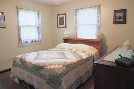 Eastham Cape Cod vacation rental - Master bedroom with queen sized bed.