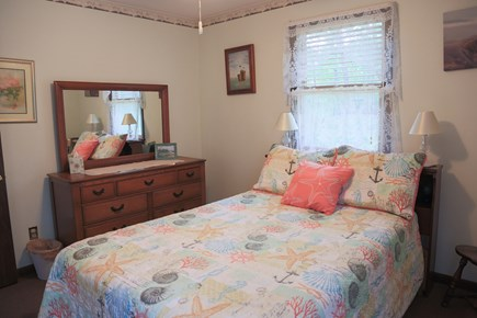 Eastham Cape Cod vacation rental - Second bedroom with full bed.