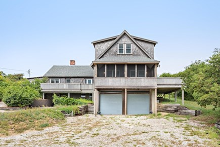 Truro Cape Cod vacation rental - Front of home, mere steps to Ryder Beach