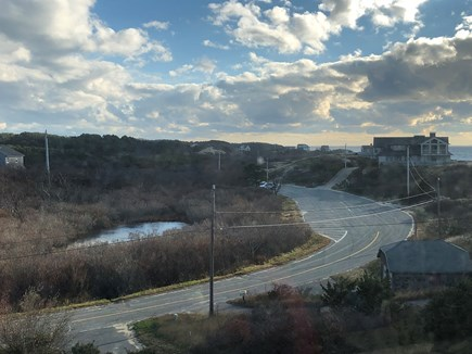 Truro Cape Cod vacation rental - More views from second floor master.