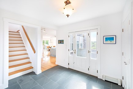 Truro Cape Cod vacation rental - Bright, welcoming entryway.