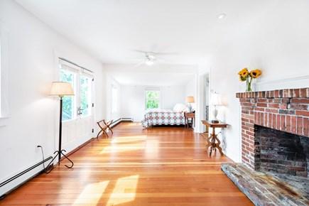Truro Cape Cod vacation rental - First floor master (Queen) with full, en-suite bath.