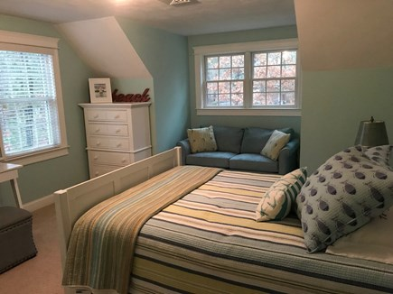 Eastham Cape Cod vacation rental - Bedroom with full and twin