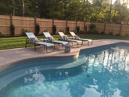 Eastham Cape Cod vacation rental - Heated pool with hot tub