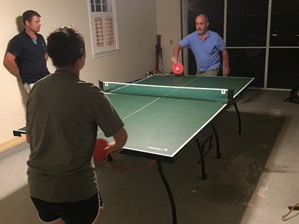 West Yarmouth Cape Cod vacation rental - Get ready for a competitive game of table tennis!