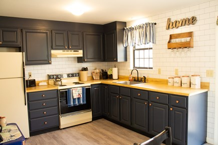 Hyannis Cape Cod vacation rental - Fully equipped kitchen with coffee bar