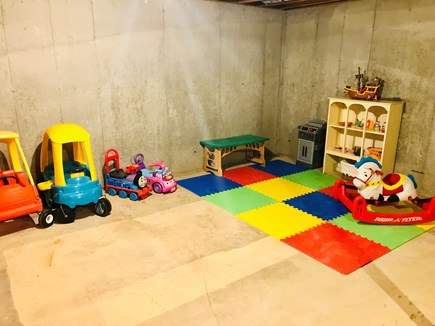 Hyannis Cape Cod vacation rental - Play space for kids to roam!