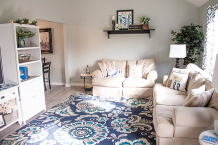 Hyannis Cape Cod vacation rental - And watch TV or chat