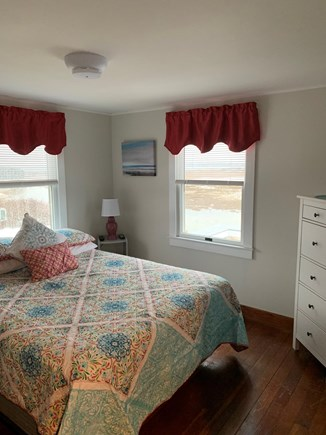 Bourne Cape Cod vacation rental - Queen size bed with 2 dressers and tv