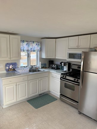 Bourne Cape Cod vacation rental - Kitchen
