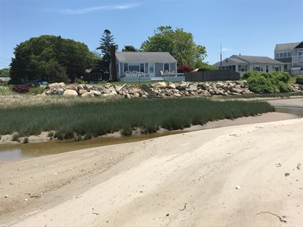 Bourne Cape Cod vacation rental - View of the house from the beach