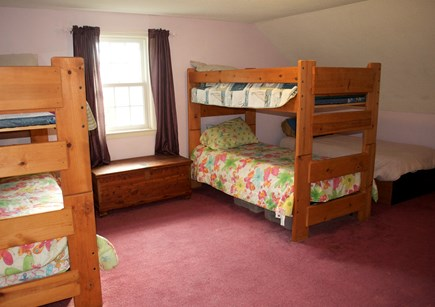 Hyannis Cape Cod vacation rental - Another view of 2nd floor BR (sleeps 6)