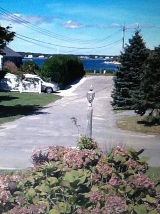 Bourne Cape Cod vacation rental - Looking onto buzzards bay from kitchen window