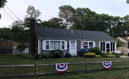 West Yarmouth Cape Cod vacation rental - Cozy home with large front and back yards!