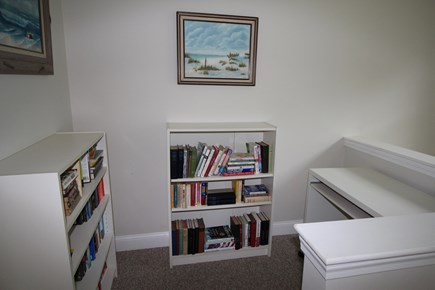 Truro Cape Cod vacation rental - Reading Nook and Desk on Upper Level