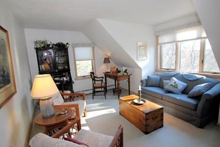 Wellfleet Cape Cod vacation rental - Second floor bedroom/den with sleep sofa