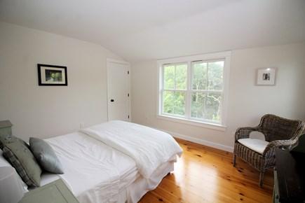 Truro Cape Cod vacation rental - Second floor bedroom with queen bed