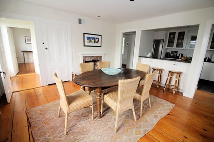 Truro Cape Cod vacation rental - Lovely dining room with breakfast bar