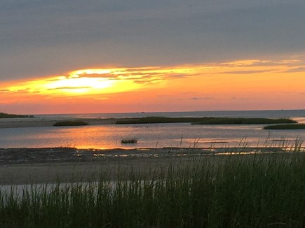 Brewster Cape Cod vacation rental - Sunset at Paine's Creek