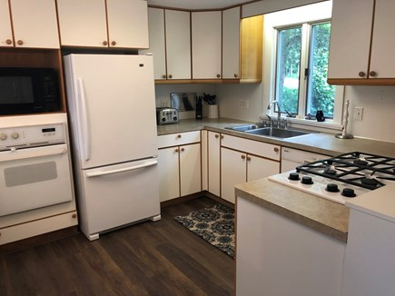 Brewster Cape Cod vacation rental - Full sized kitchen