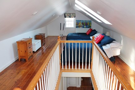 West Yarmouth Cape Cod vacation rental - 2nd Floor Loft: Perfect space for kids to bunk and hang out