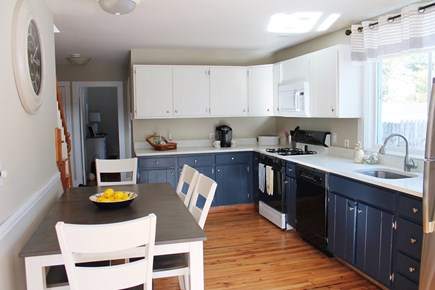 West Yarmouth Cape Cod vacation rental - Full kitchen: dishwasher, oven, lobster pot, keurig, toaster, etc