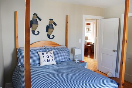 West Yarmouth Cape Cod vacation rental - Full Bedroom (1st Floor) with closet