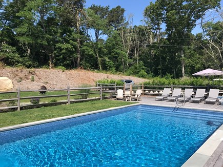 Orleans Cape Cod vacation rental - Pool Area