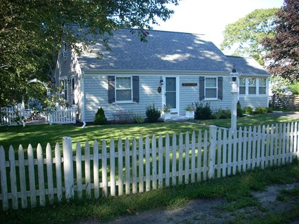 harwich Cape Cod vacation rental - Street view