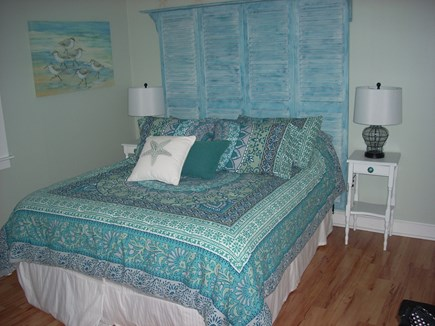 harwich Cape Cod vacation rental - Downstairs bedroom