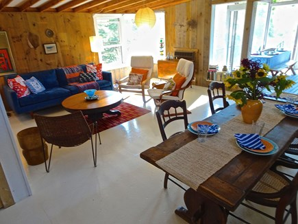 Truro Cape Cod vacation rental - Great Room